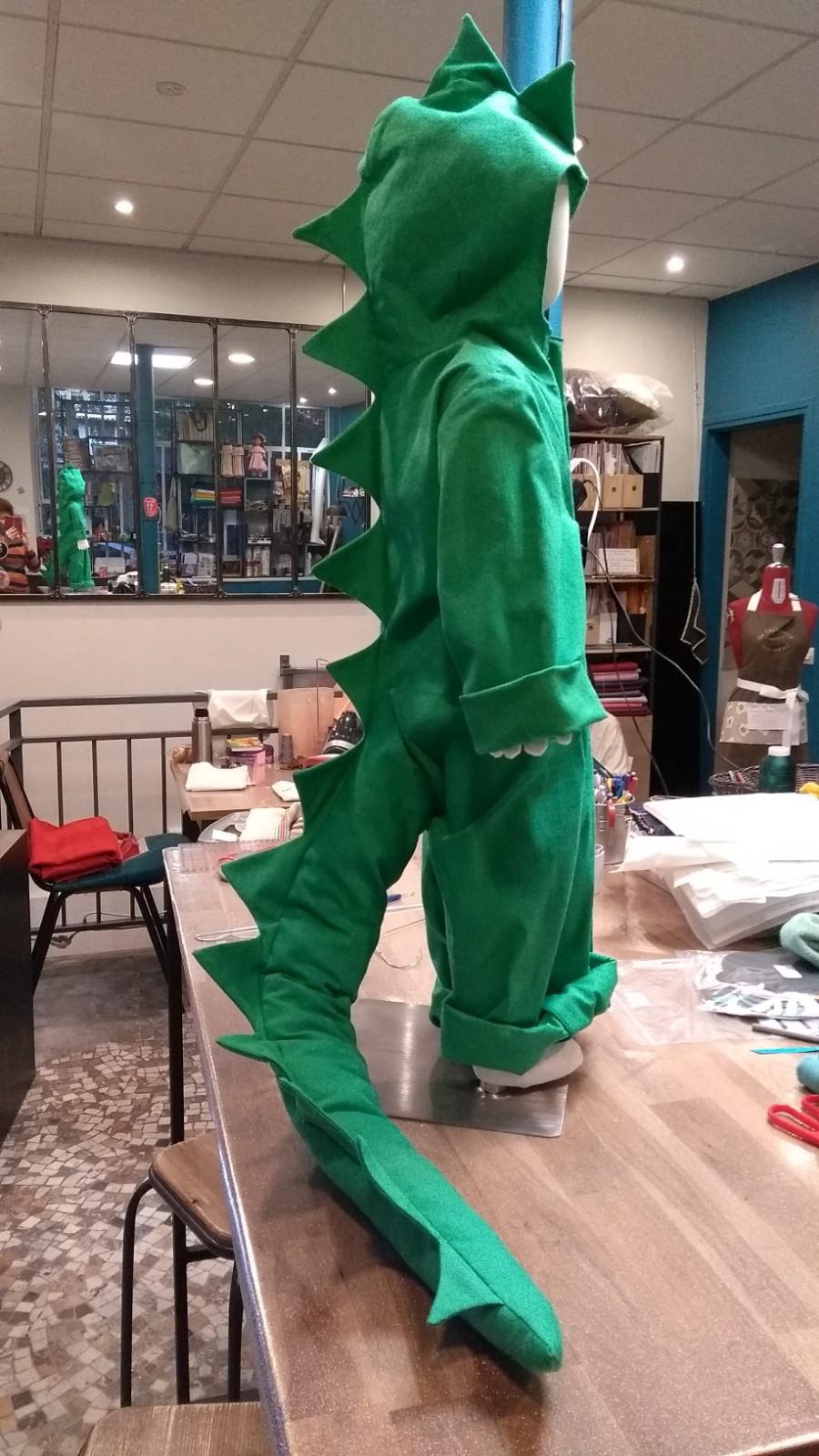 Croco ou Dino: au choix!